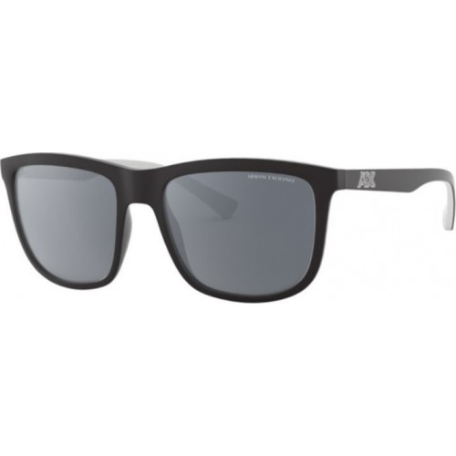 ΓΥΑΛΙΑ ΗΛΙΟΥ Armani Exchange AX4093S 8078Z3 56 - MATTE BLACK / POLARIZED DARK GREY