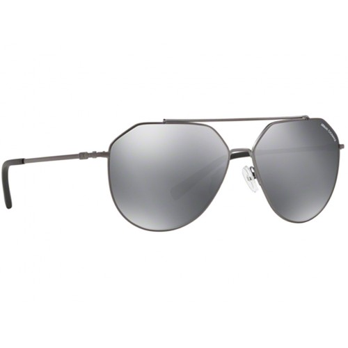 ΓΥΑΛΙΑ ΗΛΙΟΥ Armani Exchange AX2023S 60886G 59 MATTE GUNMETAL / LIGHT GREY MIRROR BLACK