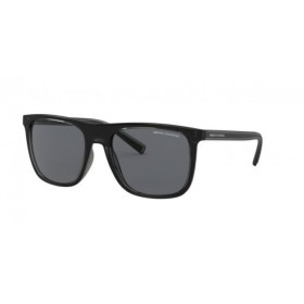 ΓΥΑΛΙΑ ΗΛΙΟΥ Armani Exchange AX4102S 831887 56 - TRANSPARENT GREY / DARK GREY
