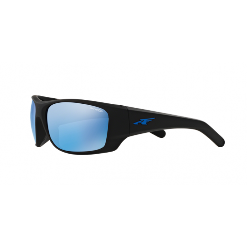 ΓΥΑΛΙΑ ΗΛΙΟΥ Arnette AN4215 01/55 66 HEIST 2.0 MATTE BLACK / MIRROR BLUE