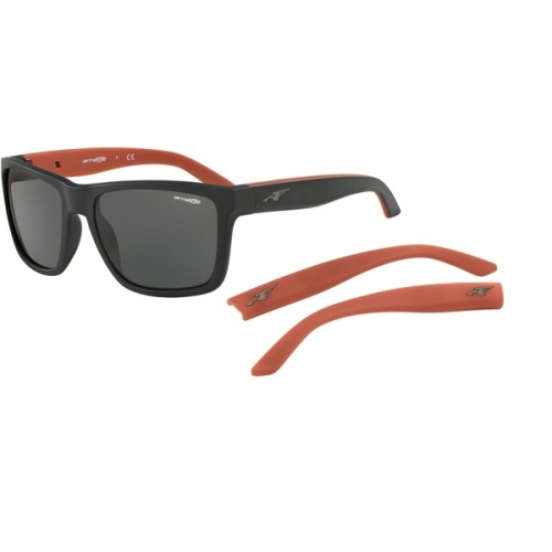 ΓΥΑΛΙΑ ΗΛΙΟΥ Arnette AN4177 243487 59 WITCH DOCTOR MATTE BLACK / GREY
