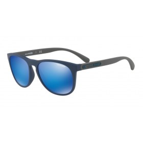 ΓΥΑΛΙΑ ΗΛΙΟΥ Arnette AN4245 252725 56 HARDFLIP MATTE BLUE / GREEN MIRROR LIGHT BLUE