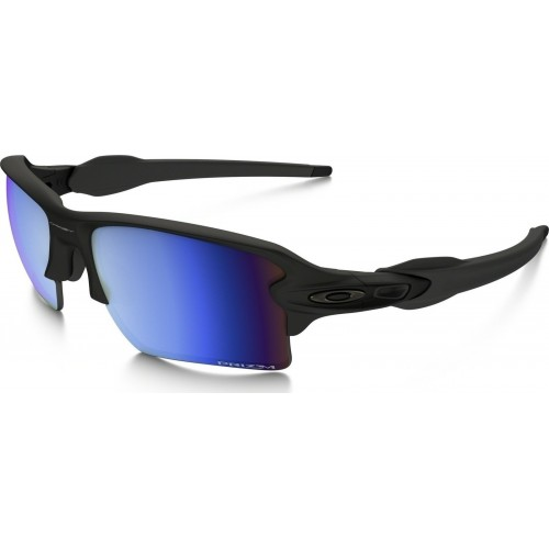 ΓΥΑΛΙΑ ΗΛΙΟΥ Oakley OO9188 918858 59 FLAK 2.0 XL Prizm Deep Water Polarized