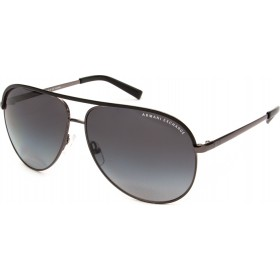 ΓΥΑΛΙΑ ΗΛΙΟΥ Armani Exchange AX2002 6006T3 61 GUNMETAL/BLACK / GREY GRADIENT POLARIZED