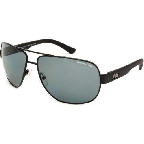 ΓΥΑΛΙΑ ΗΛΙΟΥ Armani Exchange AX2012S 606381 62 MATTE BLACK / POLAR GREY