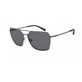ΓΥΑΛΙΑ ΗΛΙΟΥ Armani Exchange AX2029S 611281 60 MATTE DARK GREY / POLAR GREY