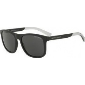 ΓΥΑΛΙΑ ΗΛΙΟΥ Armani Exchange AX4049S 818287 57 MATTE BLACK / GREY