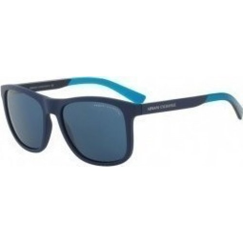 ΓΥΑΛΙΑ ΗΛΙΟΥ Armani Exchange AX4049S 818380 57 MATTE BLUE / BLUE