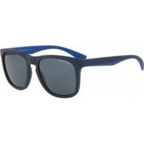 ΓΥΑΛΙΑ ΗΛΙΟΥ Armani Exchange AX4058S 819887 55 MATTE DARK BLUE / GREY