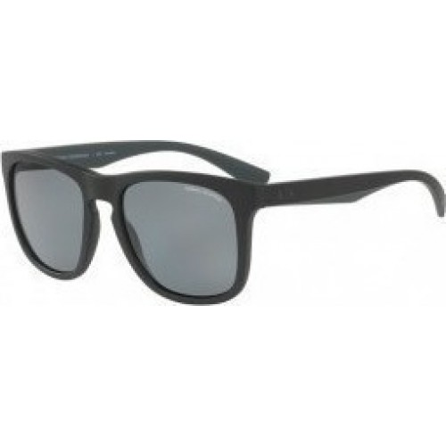 ΓΥΑΛΙΑ ΗΛΙΟΥ Armani Exchange AX4058S 819981 55 MATTE BLACK / POLAR GREY
