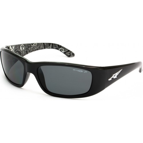 ΓΥΑΛΙΑ ΗΛΙΟΥ Arnette AN4178 214881 59 QUICK DRAW BLACK / POLAR GREY