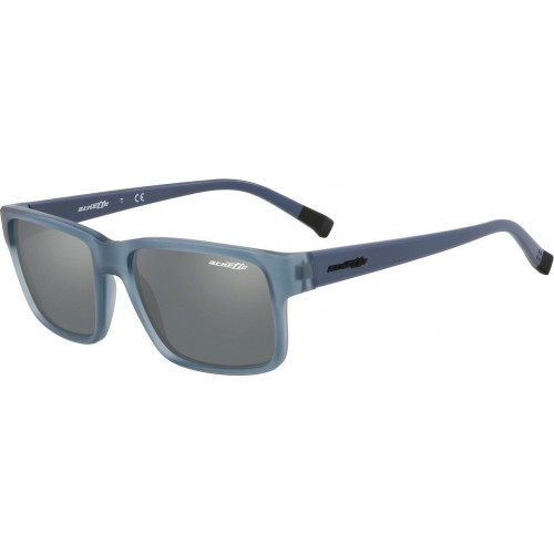 ΓΥΑΛΙΑ ΗΛΙΟΥ Arnette AN4254 25846G 56 DASHANZI MATTE TRANSPARENT BLUE