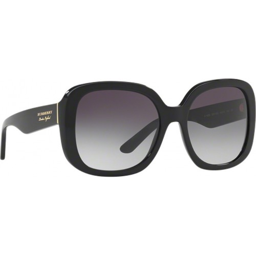 ΓΥΑΛΙΑ ΗΛΙΟΥ Burberry BE4259 30018G 56 BLACK / GRAY GRADIENT