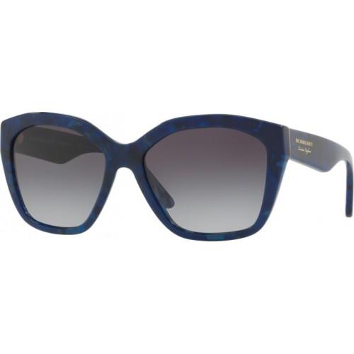 ΓΥΑΛΙΑ ΗΛΙΟΥ Burberry BE4261 36868G 57 BLUE HAVANA / GREY GRADIENT