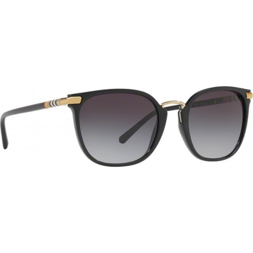 e53a3f2543 ΓΥΑΛΙΑ ΗΛΙΟΥ Burberry BE4262 30018G 53 BLACK   GREY GRADIENT - sun ...