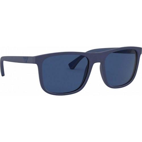ΓΥΑΛΙΑ ΗΛΙΟΥ Emporio Armani EA4129 575480 56 MATTE BLUE / BLUE