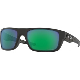 ΓΥΑΛΙΑ ΗΛΙΟΥ Oakley OO9367 936722 60 DROP POINT MATTE BLACK PRIZMATIC / PRIZM BLACK