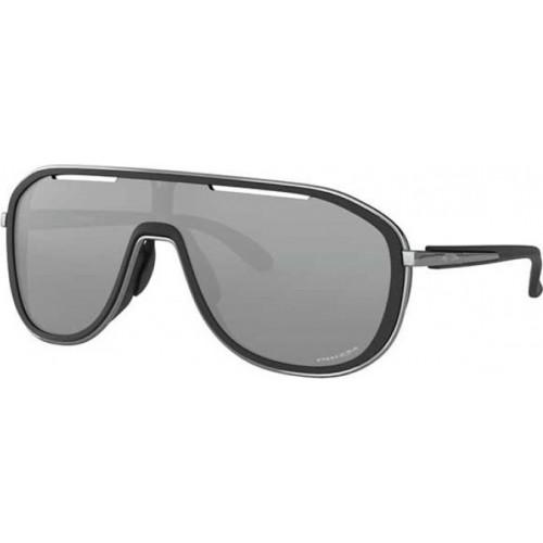 ΓΥΑΛΙΑ ΗΛΙΟΥ Oakley OO4133 413302 26 OUTPACE VELVET BLACK/BLACK ICE / PRIZM BLACK