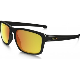 ΓΥΑΛΙΑ ΗΛΙΟΥ Oakley OO9262 926227 57 POLISHED BLACK SLIVER VALENTINO ROSSI SIGNATURE SERIES