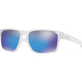 ΓΥΑΛΙΑ ΗΛΙΟΥ Oakley OO9262 926247 57 Sliver POLISHED CLEAR Prizm