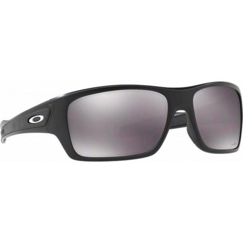 ΓΥΑΛΙΑ ΗΛΙΟΥ Oakley OO9263 926342 63 TURBINE MATTE BLACK / PRIZM BLACK