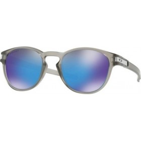 ΓΥΑΛΙΑ ΗΛΙΟΥ Oakley OO9265 926532 53 Latch MATTE GREY INK Prizm Polarized