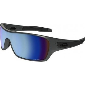 ΓΥΑΛΙΑ ΗΛΙΟΥ Oakley OO9307 930709 32 TURBINE ROTOR STEEL / PRIZM DEEP H2O POLARIZED
