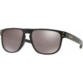 ΓΥΑΛΙΑ ΗΛΙΟΥ Oakley OO9377 937709 55 HOLBROOK R MATTE BLACK / PRIZM BLACK POLARIZED