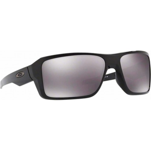 ΓΥΑΛΙΑ ΗΛΙΟΥ Oakley OO9380 938015 66 DOUBLE EDGE POLISHED BLACK / PRIZM BLACK