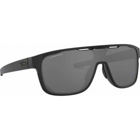 ΓΥΑΛΙΑ ΗΛΙΟΥ Oakley OO9387 938711 31 CROSSRANGE SHIELD MATTE BLACK / PRIZM BLACK
