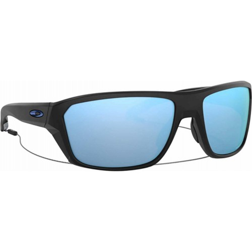 ΓΥΑΛΙΑ ΗΛΙΟΥ Oakley OO9416 941606 64 SPLIT SHOT MATTE BLACK / PRIZM DEEP H2O POLARIZED