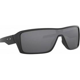 ΓΥΑΛΙΑ ΗΛΙΟΥ Oakley OO9419 941908 27 RIDGELINE MATTE BLACK / PRIZM BLACK POLARIZED