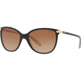 ΓΥΑΛΙΑ ΗΛΙΟΥ Ralph Lauren RA5160 109013 57 BLACK/NUDE / BROWN GRADIENT