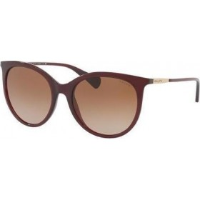 ΓΥΑΛΙΑ ΗΛΙΟΥ Ralph Lauren RA5232 167413 56 BURGUNDY / BROWN GRADIENT
