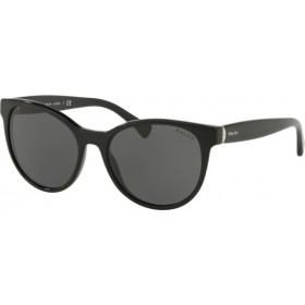 ΓΥΑΛΙΑ ΗΛΙΟΥ Ralph Lauren RA5250 500187 53 BLACK / DARK GREY