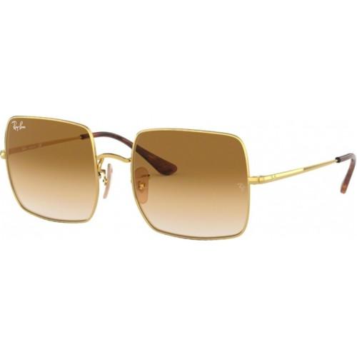 ΓΥΑΛΙΑ ΗΛΙΟΥ Ray-Ban® RB1971 914751 54 SQUARE GOLD / CLEAR GRADIENT BROWN