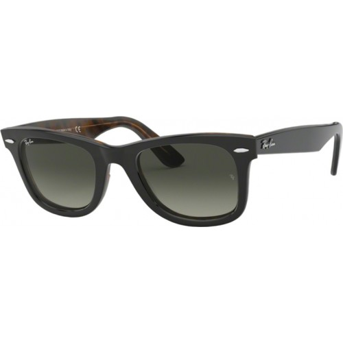 ΓΥΑΛΙΑ ΗΛΙΟΥ Ray-Ban® RB2140 127771 50 WAYFARER TOP GREY ON HAVANA / GREY GRADIENT