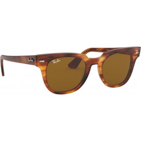 ΓΥΑΛΙΑ ΗΛΙΟΥ Ray-Ban® RB2168 954/33 50 METEOR STRIPPED HAVANA / BROWN