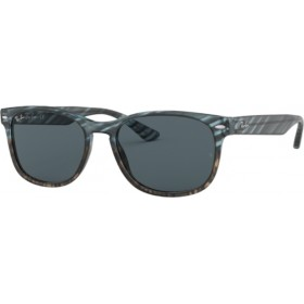 ΓΥΑΛΙΑ ΗΛΙΟΥ Ray-Ban® RB2184 1252R5 57 BLU GRADIENT GREY STRIPPED / BLUE