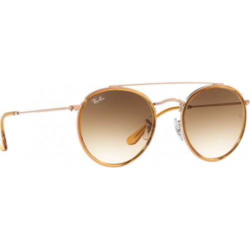 ΓΥΑΛΙΑ ΗΛΙΟΥ Ray-Ban® RB3647N 907051 51 LIGHT BROWN / CLEAR GRADIENT BROWN