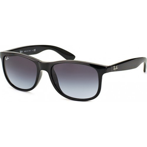 ΓΥΑΛΙΑ ΗΛΙΟΥ Ray-Ban® RB4202 601/8G 55 ANDY BLACK / GRAY GRADIENT