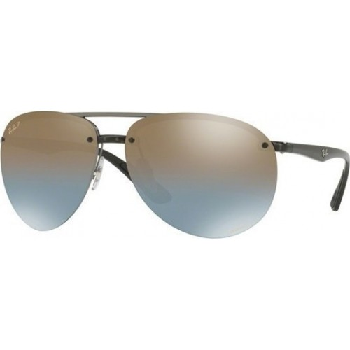 ΓΥΑΛΙΑ ΗΛΙΟΥ Ray-Ban® RB4293CH 876/J0 64 Chromance Polarized GREY