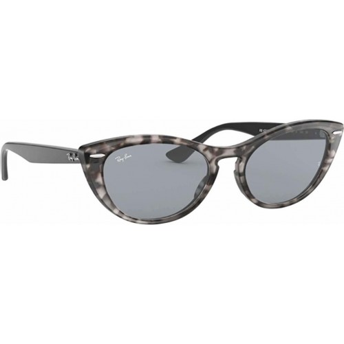 ΓΥΑΛΙΑ ΗΛΙΟΥ Ray-Ban® RB4314N 1250Y5 54 HAVANA GREY / BLUE MIR GOLD
