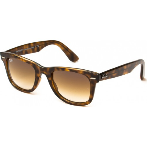 ΓΥΑΛΙΑ ΗΛΙΟΥ Ray-Ban® RB4340 710/51 50 WAYFARER HAVANA / BROWN GRADIENT