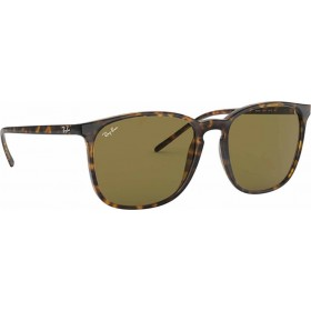 ΓΥΑΛΙΑ ΗΛΙΟΥ Ray-Ban® RB4387 710/73 56 HAVANA / DARK BROWN