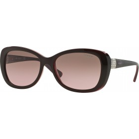 ΓΥΑΛΙΑ ΗΛΙΟΥ Vogue VO2943SB 194114 55 TOP BROWN/OPAL PINK / PINK GRADIENT BROWN