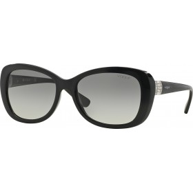 ΓΥΑΛΙΑ ΗΛΙΟΥ Vogue VO2943SB W44/11 55 BLACK / GRAY GRADIENT