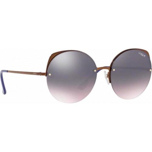 ΓΥΑΛΙΑ ΗΛΙΟΥ Vogue VO4081S 5074H9 55 COPPER / ROSE GRADIENT GREY MIRROR BLUE