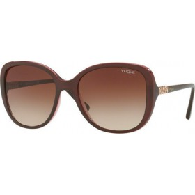 ΓΥΑΛΙΑ ΗΛΙΟΥ Vogue VO5154SB 194113 56 TOP BROWN/OPAL PINK / BROWN GRADIENT