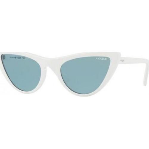 ΓΥΑΛΙΑ ΗΛΙΟΥ Vogue VO5211S 260480 54 WHITE / BLUE